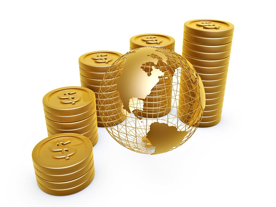 gold coins globe Sveriges Casinon